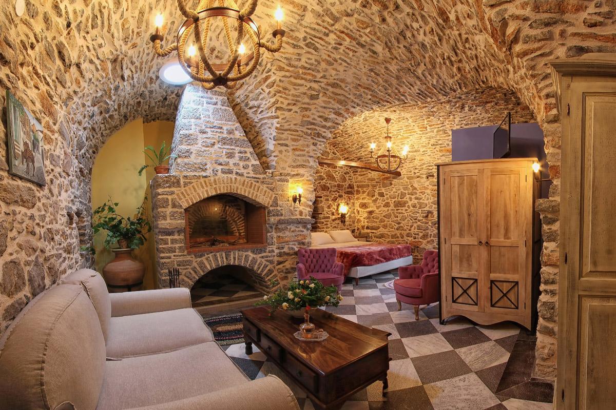 Ergani Studios - Χίος, Ελλάδα. Πρώτο Διαμέρισμα