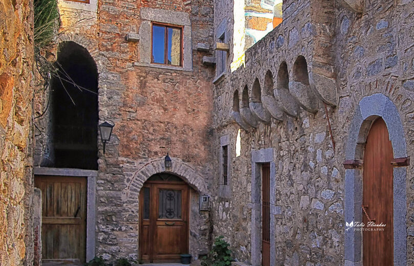 Ergani Studios - Χίος, Ελλάδα. Μεσαιωνικό Χωριό Μεστών